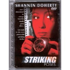 striking poses DVD 2001 platinum used mint