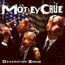 motley crue - generation swine CD 1997 elektra used mint