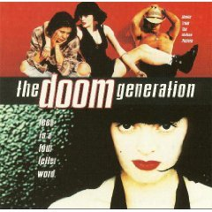 the doom generation - music from the motion picture CD 1995 warner used mint