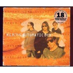 R.E.M. - the automatic box CD 4-disc set 1993 warner used near mint