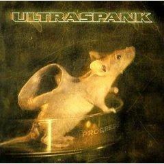 ultraspank - progress CD 2000 sony epic used mint