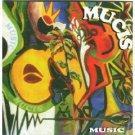 mucis - music CD 1997 running dog used mint