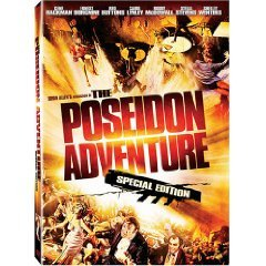 poseidon adventure 2-disc special edition DVD 2006 20th century fox used mint