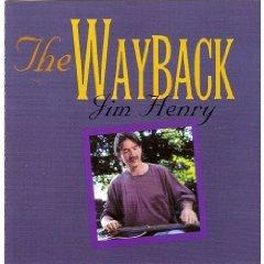 jim henry - the wayback CD 1999 moneysink signature used mint