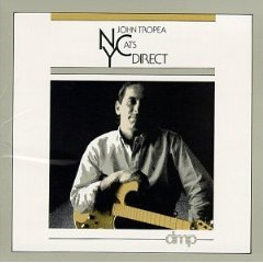 john tropea - NY cats direct CD 1986 digital music products inc used mint