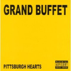 grand buffet - pittsburgh hearts CD 2003 grand buffet used mint