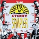 the sun story sampler - various artists CD 2001 SAAR 25 tracks mint