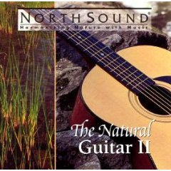 northsound - natural guitar II CD 1996 north word 8 tracks used mint