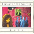 sounds of the eighties 1980 - various artists CD 1995 time life polygram used mint