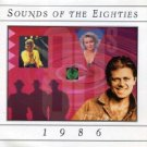 sounds of the eighties 1986 - various artists CD 1994 time life warner used mint