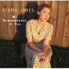 diana jones - my remembrance of you CD 2006 newsong recordings used mint