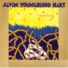 alvin youngblood hart - territory CD 1998 hannibal rykodisc used mint