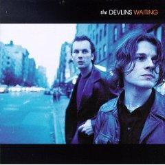 the devlins - waiting CD 1997 universal used mint barcode punched