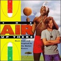 the air up there - music from and inspired by the motion picture CD 1994 interscope atlantic mint