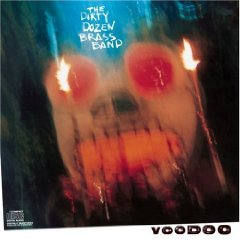 the dirty dozen brass band - voodoo CD 1989 CBS used mint