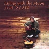 jim scott - sailing with the moon CD 1997 11 tracks used mint