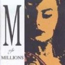 the millions - M is for millions CD 1991 smash polygram used mint