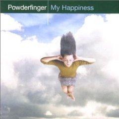 powderfinger - my happiness CD single 2001 universal grudge 2 tracks used mint