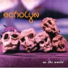 echolyn - as the world CD 1995 sony used mint barcode punched