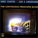 mike cooper and ian a anderson - the continuous preaching blues LP 1985 appaloosa italy used mint