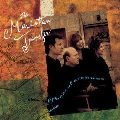the manhattan transfer - the offbeat of avenues CD 1991 sony used mint