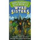 terry pratchett's discworld - wyrd sisters VHS 3-tapes 1999 acorn media new