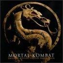 mortal kombat - original motion picture soundtrack CD 1995 TVT used mint