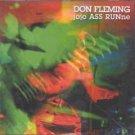 don fleming - jojo ass runnne CD god bless records UK used mint