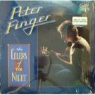 peter finger - the colors of the night CD 1989 shanachie used mint