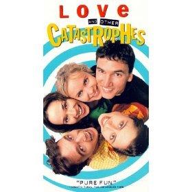 love and other catastrophes starring matt day matthew dyktynski alice garner VHS 1997 fox used