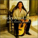 ricky lynn gregg - get a little closer CD 1994 liberty used mint