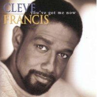 cleve francis - you've got me now CD 1994 liberty used mint