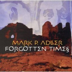 mark P. adller - forgotten times CD 1999 quark records pacific time used mint barcode punched