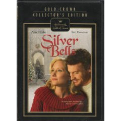 silver bells DVD 2005 hallmark hall of fame brand new factory sealed