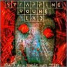 strapping young lad - heavy as a really heavy thing CD 1995 century media used mint