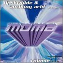 dj skribble & anthony acid present MDMA volume II CD 1999 warlock used mint