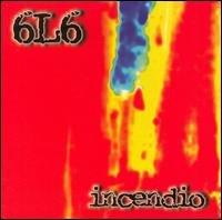 6L6 - incendio CD 1997 wonderdrug used mint barcode punched