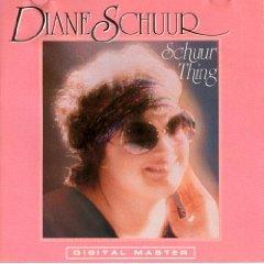 diane schuur - schuur thing CD 1985 grp used mint