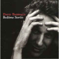 david baerwald - bedtime stories CD 1990 A&M used mint