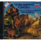 De Falla - The Three-Cornered Hat El Amor Brujo Dutoit Montreal SO CD 1983 decca mint