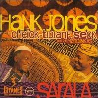 Hank Jones & Cheick-Tidiane Seck - sarala CD 1995 verve gitanes polygram used mint