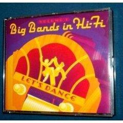 Big Bands in Hi-Fi, Vol. 1 Let's Dance CD 2-discs 1995 capitol BMG Direct used mint