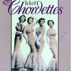 the chordettes - the best of the chordettes CD 1989 rhino used mint