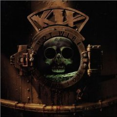 kix - hot wire CD 1991 east west used mint