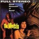 the mortals - ritual dimension of sound CD 1992 estrus used mint