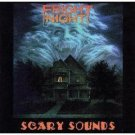 fright night - scary sounds CD gemstone entertainment used