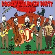 rockin' halloween party with the king dapper combo CD briggs used mint