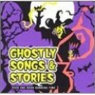 ghostly songs & stories CD 1997 k-tel dominion used mint
