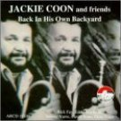 jackie coon and friends - back in his own backyard CD 1992 arbors records used mint