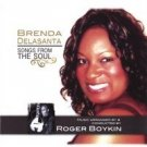 brenda delasanta - songs from the soul CD 2007 soultex used mint